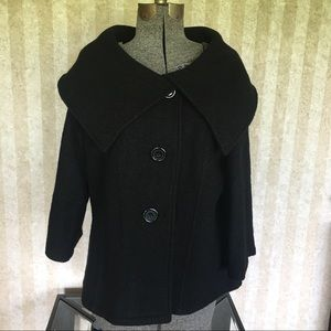 August Silk Wool Jacket